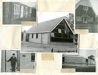 Oude foto's van kerkgebouwen